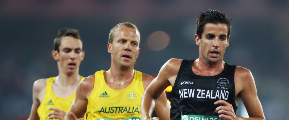 Men's Decathlon 1500m - Heat 1