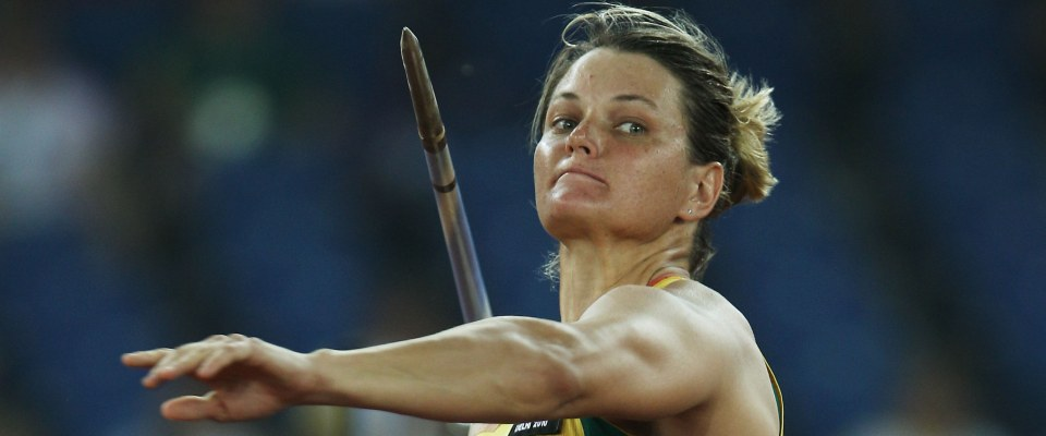 Women's Javelin Throw Final