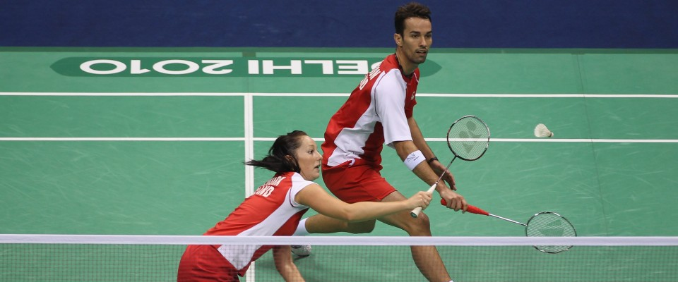 Mixed Doubles Round of 16