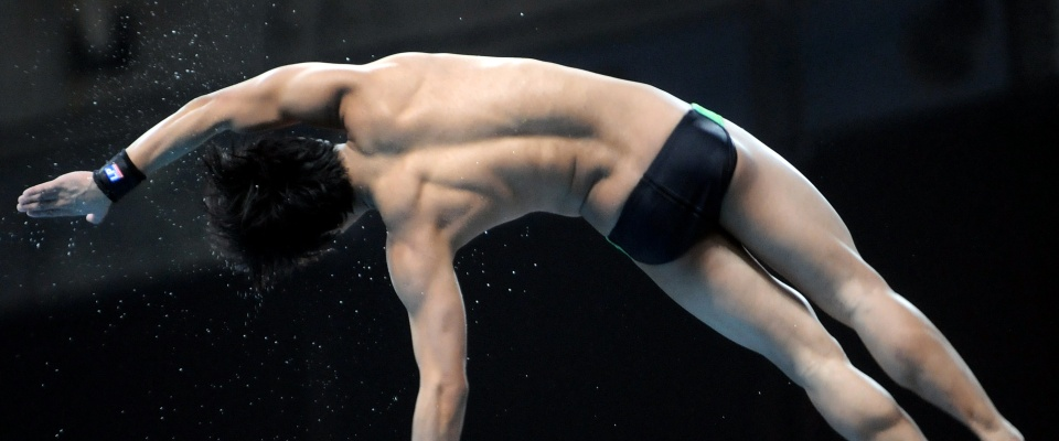 Men's Synchronised 3m Springboard Final