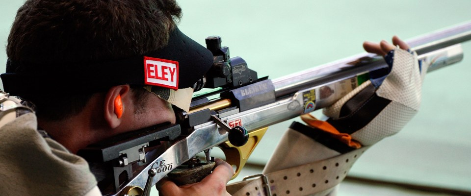 50m Rifle Prone Men's Qualification