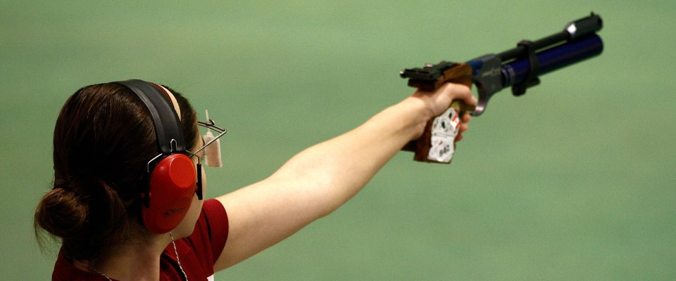 10m Air Pistol Women's Finals