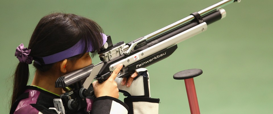 50m Rifle 3 Pos. Women's Qualification
